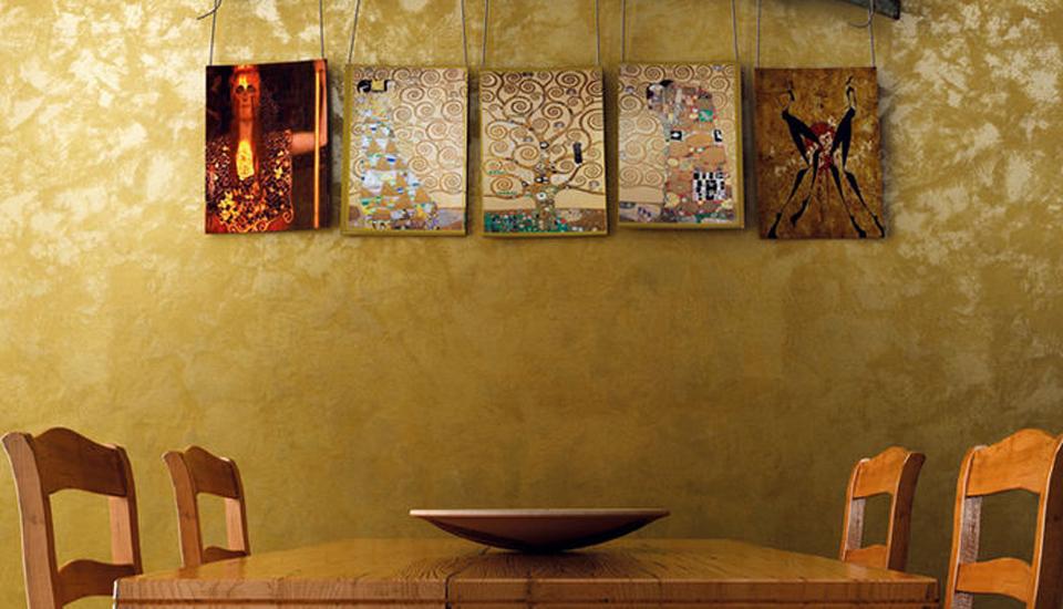 realizziamo pitture murali di interni ed esterni con tecniche moderne ed antiche decorazioni ...
